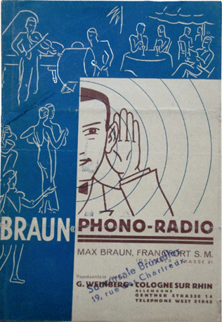Braun catalog