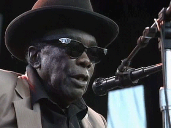 John Lee Hooker with Milab