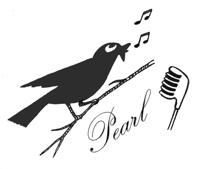 Pearl early logo